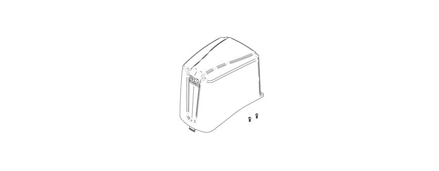 Accessoires pour Moteurs DEA GEKO - Automatisme portail battant