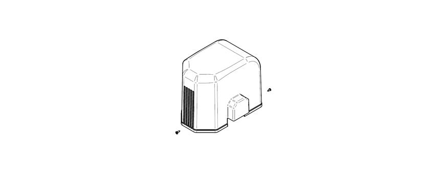 Accessoires pour Moteurs DEA GULLIVER - Automatisme portail coulissant