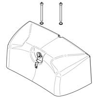 Accessoires pour Moteurs DEA LIVI 500 et LIVI 502 - Automatisme